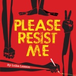 Luka Lesson 'Please Resist Me' on bandcamp