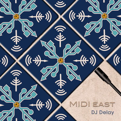 DJ Delay MIDI East